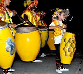 tamburi bimbo