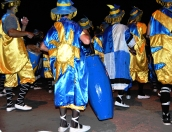 tamburi blu
